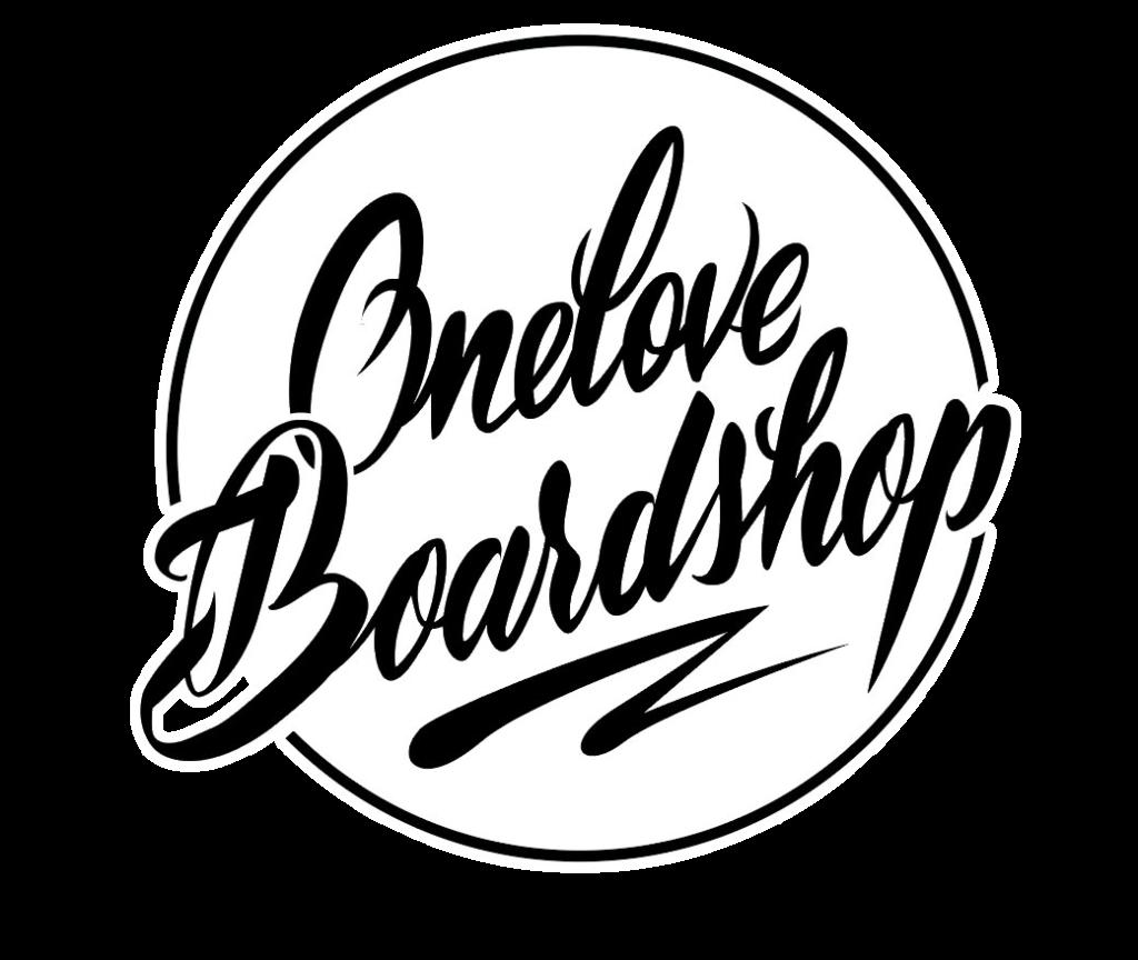 One Love Boardshop - Antwerp, Belgium